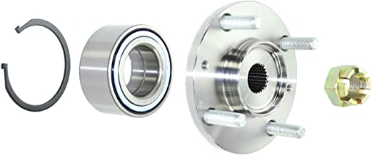 DuraGo 29596009 Front Wheel Hub Kit