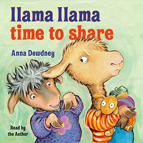 Llama Llama Time to Share Titelbild