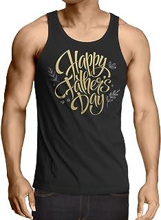lepni.me 男性用ベスト 父の日お父さん、夫、祖父へのプレゼントに最適。 (XXXXL 黒 多色)
