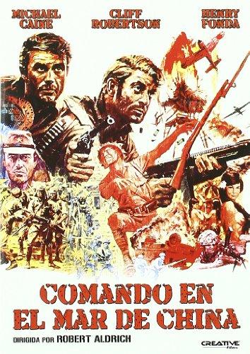 Comando En El Mar De China [DVD]