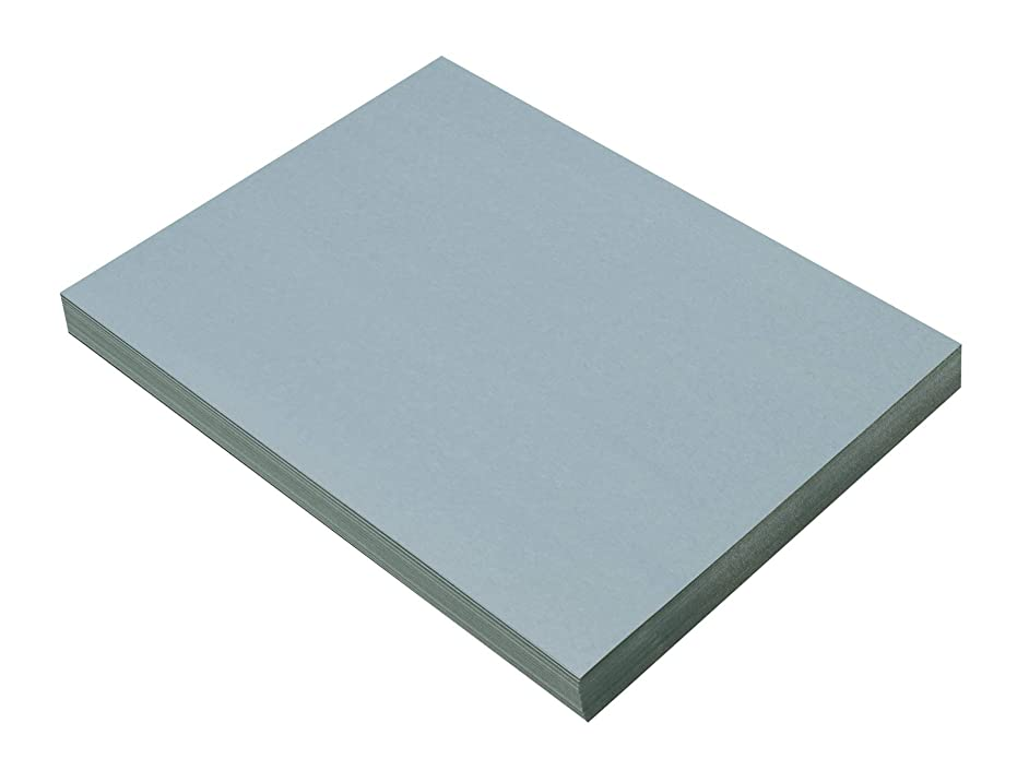 SunWorks Construction Paper, Sky Blue,  9