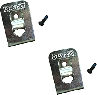 DeWALT N268241 Belt Hook Kit (2 Pack)