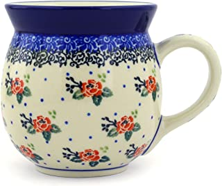 polish pottery unikat mugs
