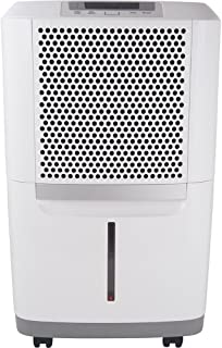 Frigidaire High-Efficiency 70-pint Dehumidifier, White