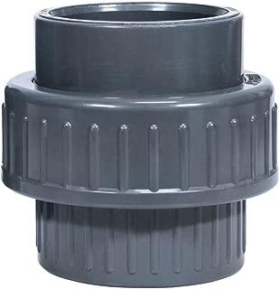 Oase PVC de Acoplamiento 75mm x 21/2Accesorio para Bombas de Filtro & de Arroyo Bombas, Gris, 12x 15x 1,5cm