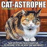 Cat-Astrophe 2022 Wall Calendar