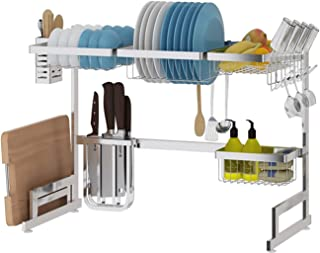 2 tier rack for kitchen