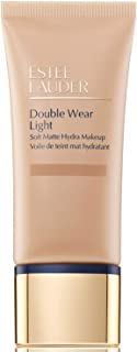 Estee Lauder Double Wear Light Soft Matte Hydra Makeup, 1 Ounce. 3N1 Ivory Beige
