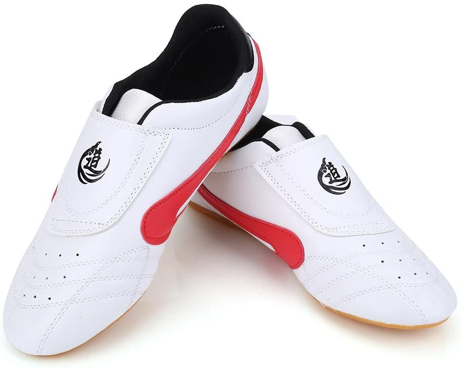 Regular store Taekwondo Shoes Sale Unisex PU Leather Oxford Soles
