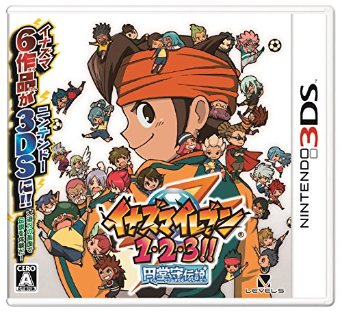 Inazuma Eleven 1-2-3 : Endou Mamoru Densetsu (Import Japonais)