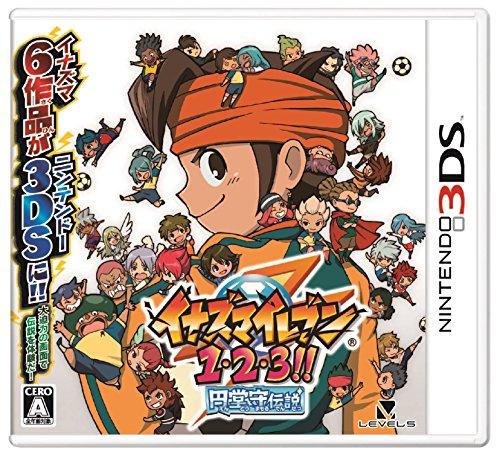 Inazuma Eleven 1-2-3 : Endou Mamoru Densetsu