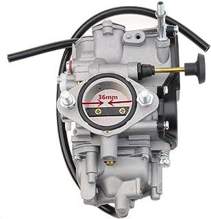 GOOFIT Vergaser Ersatz für Yamaha Warrior 350 Koaiak350 YFM350 BW350 2004 Moto 4 350cc 1987 2004