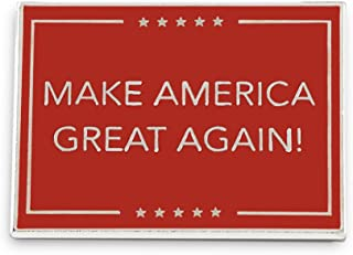 Make America Great Again Lapel Pins- Proudly Made in USA!