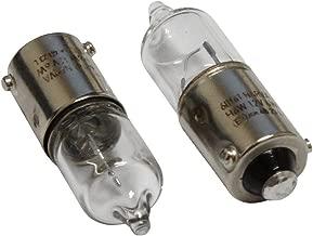 AERZETIX: 2 x Bombillas H6W 6W 12V para auto vehículos