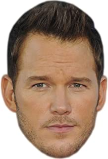 chris pratt face mask