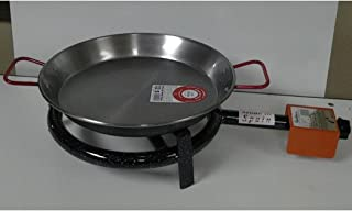 Garcima 70003 - Paellero gas butano 1 fuego 30cm + p.32cm h. m300 la ideal