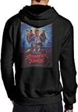 Men's Popular Series Stranger Things Poster Awesome Pullover Hoodies