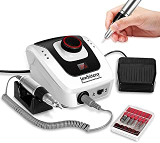 35000 rpm Professional Nail Drill Machine, Portable Electric Efile Drill for Shaping, Buffing, Removing Acrylic Nails, Gel...