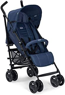 شيكو عربة اطفال للاولاد ، ازرق