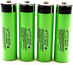 18650 Batterij 3.7V 3400mAh Oplaadbare Lithium ion Batterij voor Zaklamp Koplamp Batterij Puntige batterij-10PCS