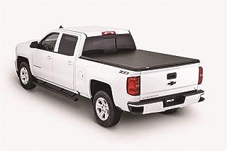 Tonno Pro HF-159 Black Hard Fold Truck Bed Tonneau Cover 2014-2018 Chevrolet Silverado/GMC Sierra 1500, 2015-2018 Silverado 2500, 3500 / GMC Sierra 2500 HD, 3500 | Fits 5.8' Bed