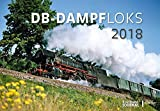 DB-Dampfloks 2018: Kalender 2018