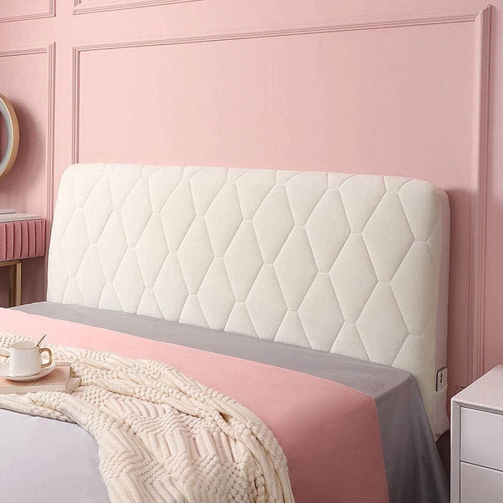 Bed Headboard Cover Velvet Slipcover latest Washable Super-cheap Dus