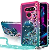 Silverback LG G8 ThinQ Case, LG G8 Case, Moving Liquid