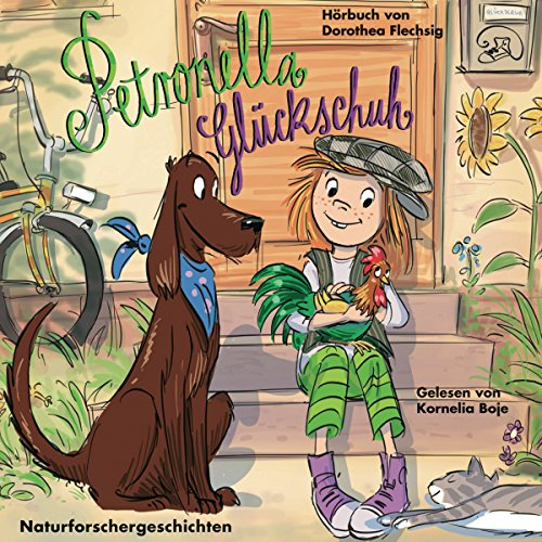 Naturforschergeschichten audiobook cover art
