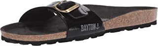 Bayton womens AZEPHYR Slide Sandal