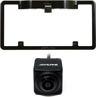 Alpine KTX-C10LP License Plate Frame HCE-C1100 HDR Back Up Camera photo