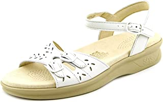 Best sas white sandals Reviews