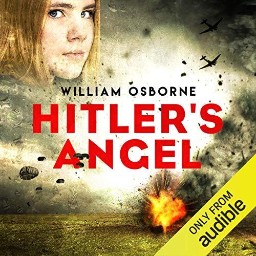 Hitler's Angel audiobook cover art