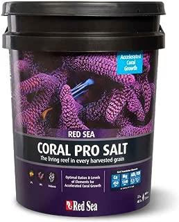 Red Sea Fish Pharm ARE11220 Coral Pro Marine Salt for Aquarium, 55-Gallon