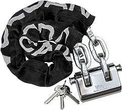 Vulcan Premium Case-Hardened Security Chain And Lock Kit (3/8