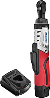ACDelco Cordless G12 Series BRUSHLESS Li-ion 12V MAX. Ratchet Wrench (1/4'')