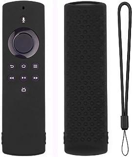 RYRA Capa para controle remoto Firestick, capa protetora para Amazon Alexa Fire TV Stick Lite controle remoto à prova de c...