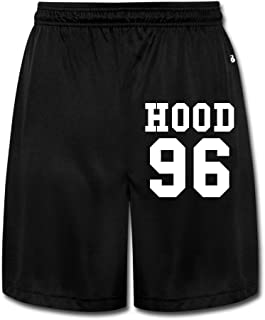 VOLTE 5 Seconds Of Summer-Calum Hood Breathable Athletic Climbing Mountain Men's Performance Shorts Sweatpants