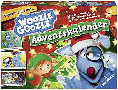 Ravensburger 18999 Woozle Goozle Adventskalender 2018