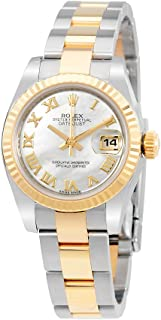Lady Datejust 26 Mother of Pearl Dial Stainless Steel and 18K Yellow Gold Rolex Oyster Automatic Watch 179173MRO