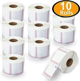 10 Rolls Dymo 30915 Compatible 1-5/8
