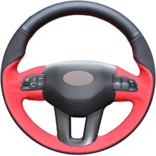 FANGPAN Cubierta del Volante, para Kia Sportage 3 2010-2017, para Kia Ceed
