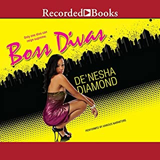 Boss Divas audiobook cover art