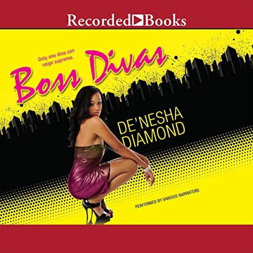 Boss Divas audiobook cover art