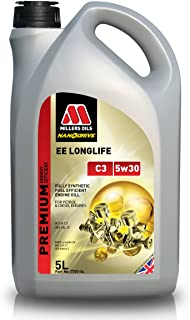 Millers Oils 7707GG EE Long Life C3 5W30 Fully synthetic, 5L jug