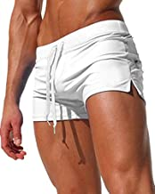 Best white swim shorts mens Reviews