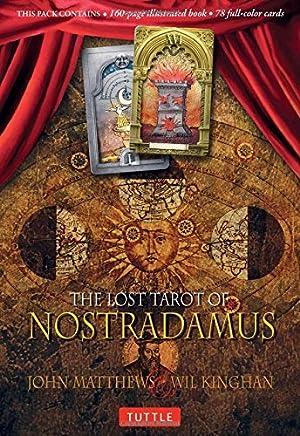 The Lost Tarot of Nostradamus Kit by John Matthews(2016-10-04)