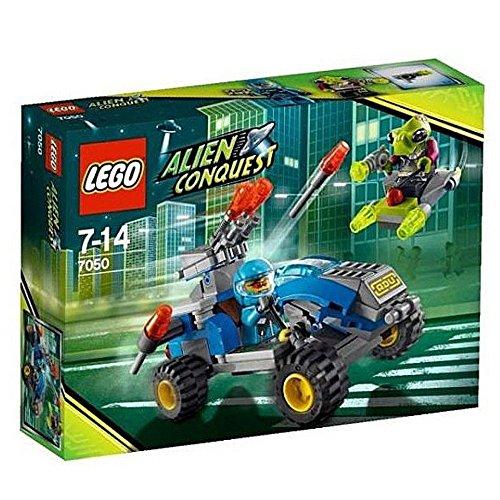 LEGO Alien Conquest Defender 105pieza(s) - Juegos de construcción (Multi)