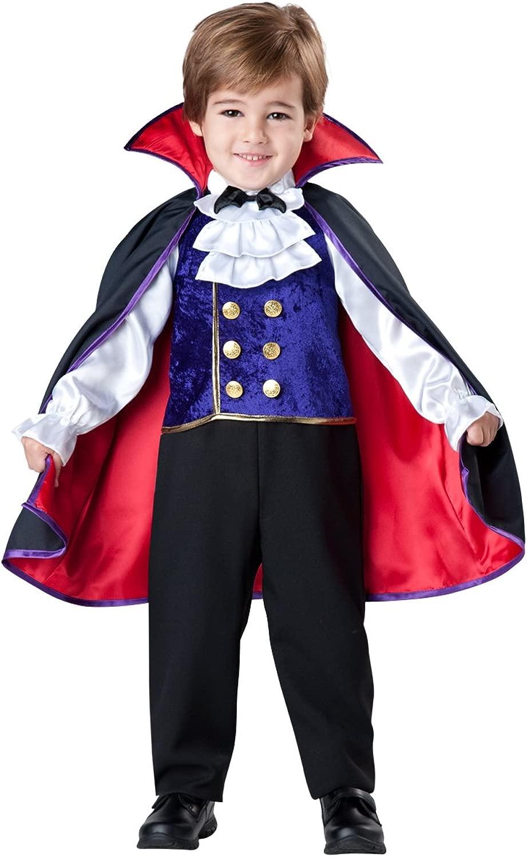 Costume Vampiro per bambino - Premium 4 a 5 (S)