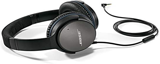 Bose QuietComfort 25 Auriculares con cable (3.5 mm) Dispositivos Apple 100